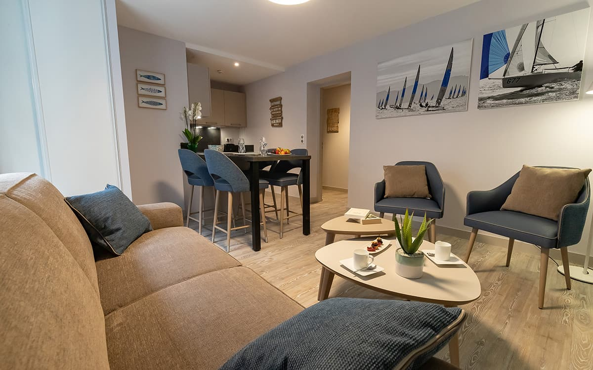 Appartement à Saint-Malo