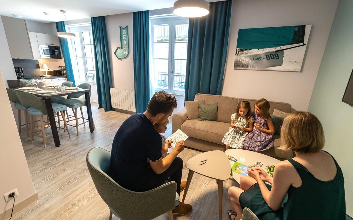 Location famille Saint-Malo