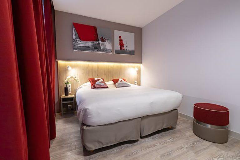 Chambre à Saint-Malo