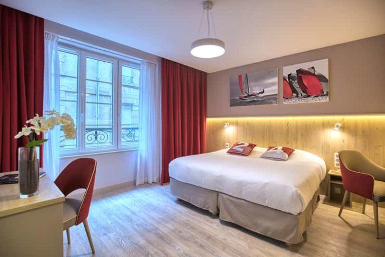 chambre premium Saint-Malo
