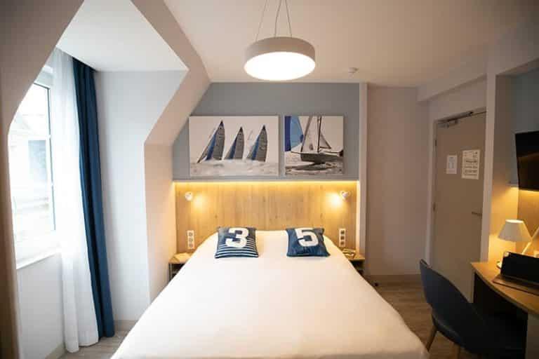 chambre supérieure à Saint-Malo