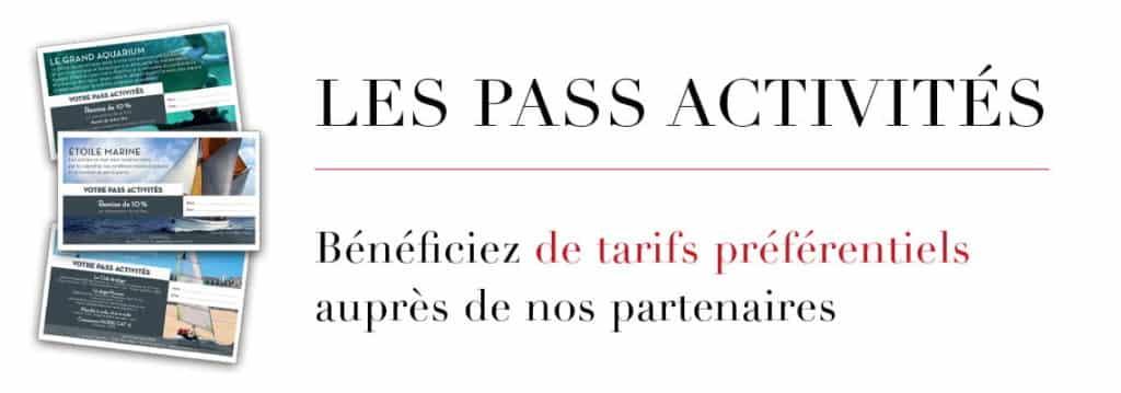 Les Pass Activités - Réductions sur des activités
